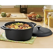Cast Iron 5-Qt. Dutch Oven with Lid