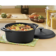 Cast Iron 5 Qt Dutch Oven With Lid