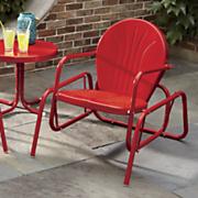 Tulip Glider Chair