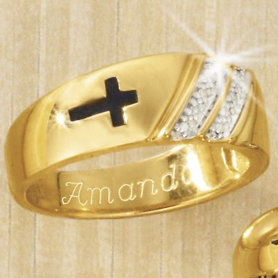 Personalized Cross Band
