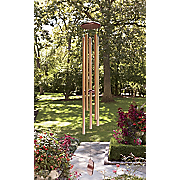 bronze vista wind chime