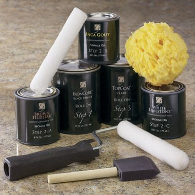 Countertop Refinishing Kit