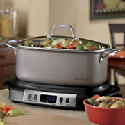 West Bend Slow Cooker 6 Qt Versatility