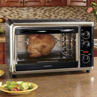 Rotisserie Convection Oven by Hamilton Beach