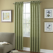 Energy-Saving Tuscany Jacquard Rod Pocket Panel Pair