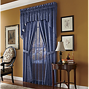 Tuscany Jacquard Thermal Window Treatments