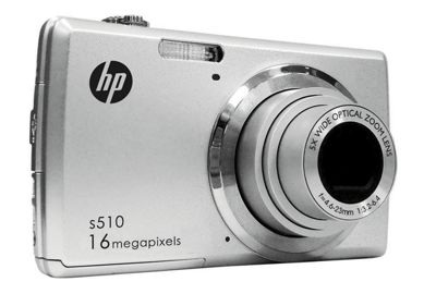 16 MP Camera by Hewlett-Packard