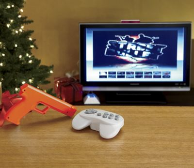 Interactive TV Gaming Set