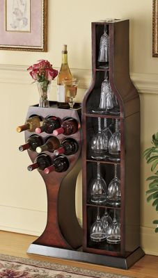 Conversation Piece Wine Rack
