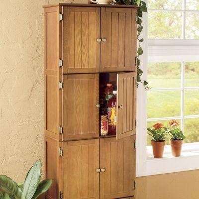 8-Door Wall Cabinet