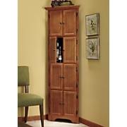 8 Door Corner Cabinet