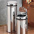 13-Gallon Automatically Opening Trash Bin