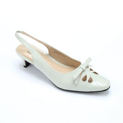 Patent Slingback by Classique