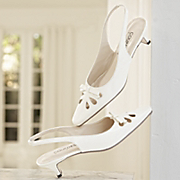 Slingback By Classique Patent