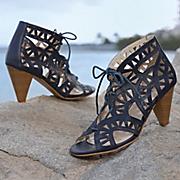 Shoe By Monroe And Main Cutout