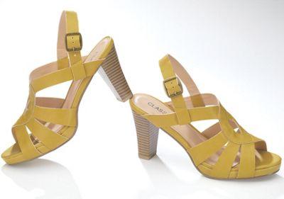 Classique Sunshine Sandal