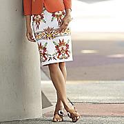 mirrored skirt 39