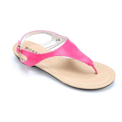 Colored Sandal by Monroe & Main