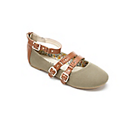 ankle strap ballerina by monroe and main
