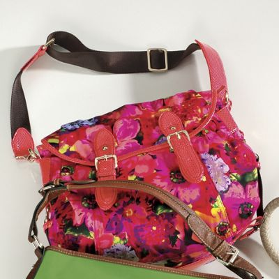 Bright Messenger Bag