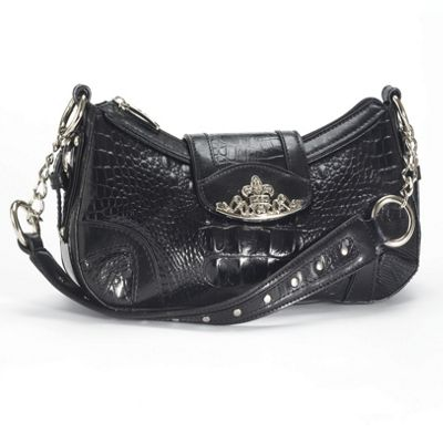 Gama Leather Handbag