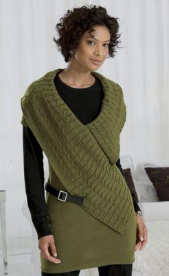 Trim Sweater Tunic
