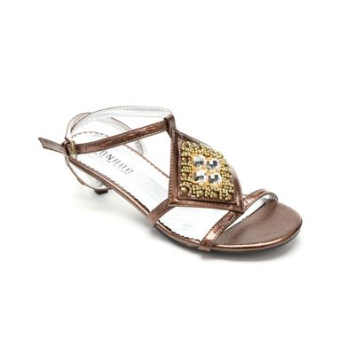 Grecia Ankle Strap by Monroe & Main