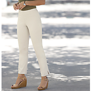 Stretch Cropped Pant