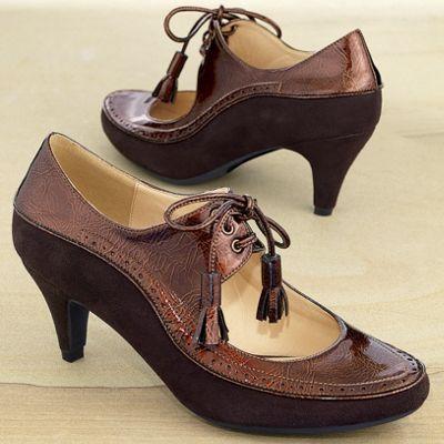 Krystal Shoe by Monroe and Main