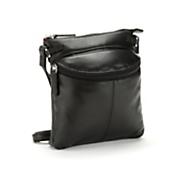 Leather Side Bag 1