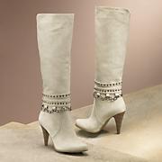 Monroe & Main Studs and Chain Boot