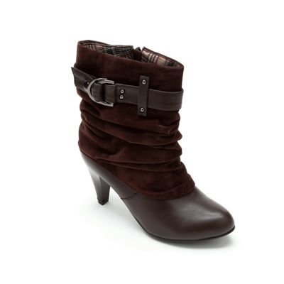 Exaggerated Cuff Boot by Monroe & Main