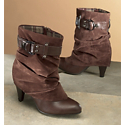 Monroe & Main Exaggerated Cuff Boot