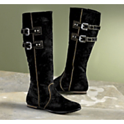 Monroe & Main Topstitched Boot