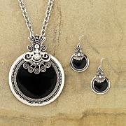Scroll Jewelry Set