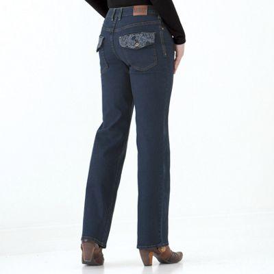 Ellen Slim Boot Cut Jean