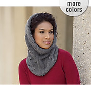Neck Wrap Knitted