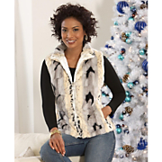 Candace Reversible Winter Vest