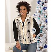 Candace Reversible Winter Vest