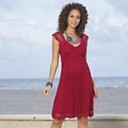 Ciao Bella Crochet Dress