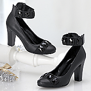 Faceted Bead Shoe