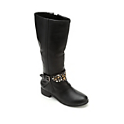Monroe & Main Embellished Tall Boot