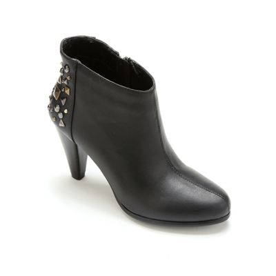 Embellished Back Bootie by Monroe & Main