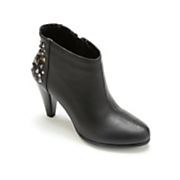 Monroe & Main Embellished Back Bootie