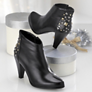 Embellished Back Bootie By Monroe And Main