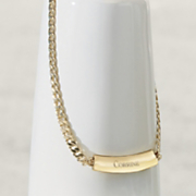 name id necklace