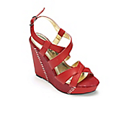 Topstitch Wedge By Classique
