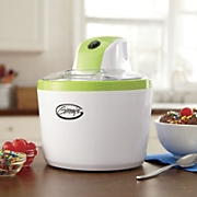 Ginny's Brand Ice Cream Maker