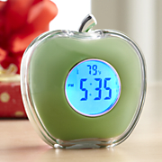 Talking Apple Clock