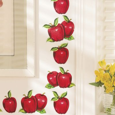 Set of 30 Apple Decals